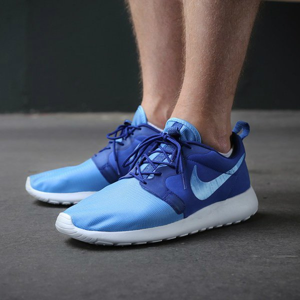 Nike Roshe Run Hyperfuse Gamma Royal
